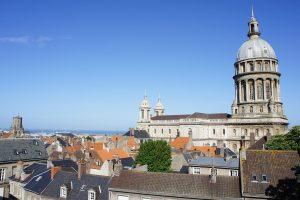 Enclos de l'eveche ville historique